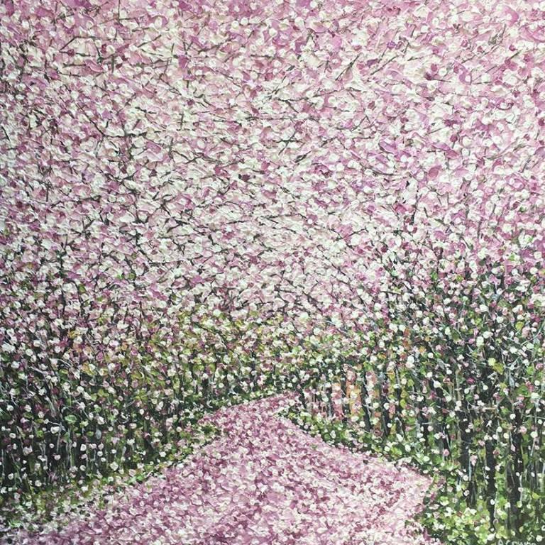 Alison Cowan - Cherry Blossom Trail