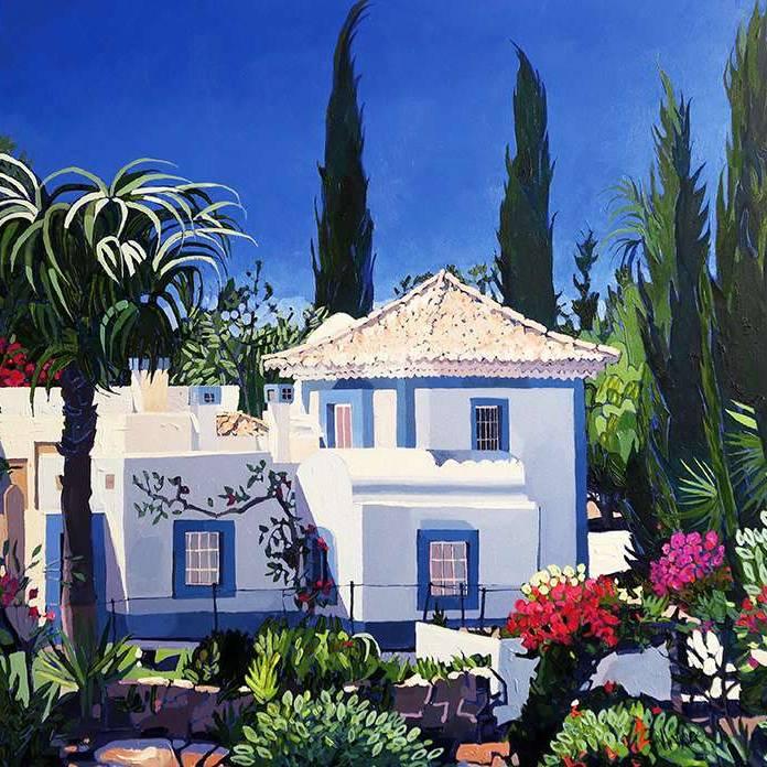 Jennifer Irvine RGI RSW - The Wedding Villa The Algarve