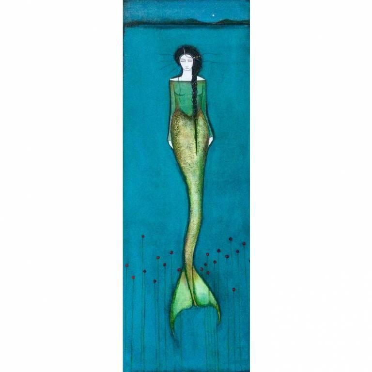 Jackie Henderson - Wild Swimming Amidst Sea Poppies