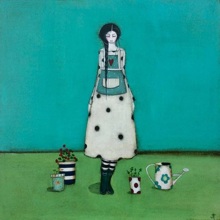 Jackie Henderson - The Gardener
