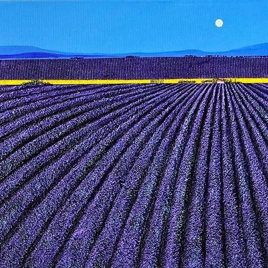 Ronnie Ford - Lavender Dawn
