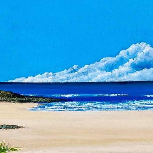 Ronnie Ford - Sandend Beach