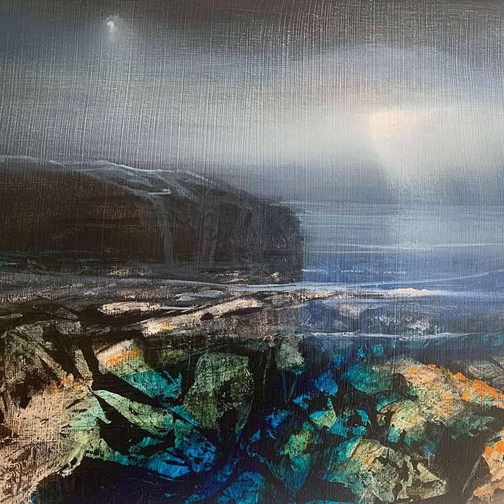 Beth Robertson Fiddes - Mid Summer Coast