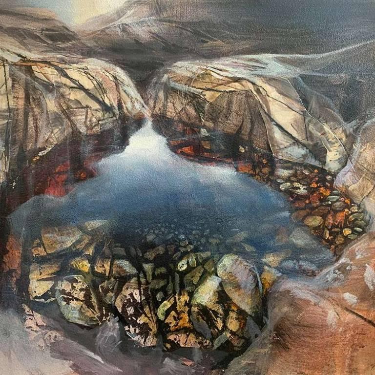 Beth Robertson Fiddes - Split Rock Pool