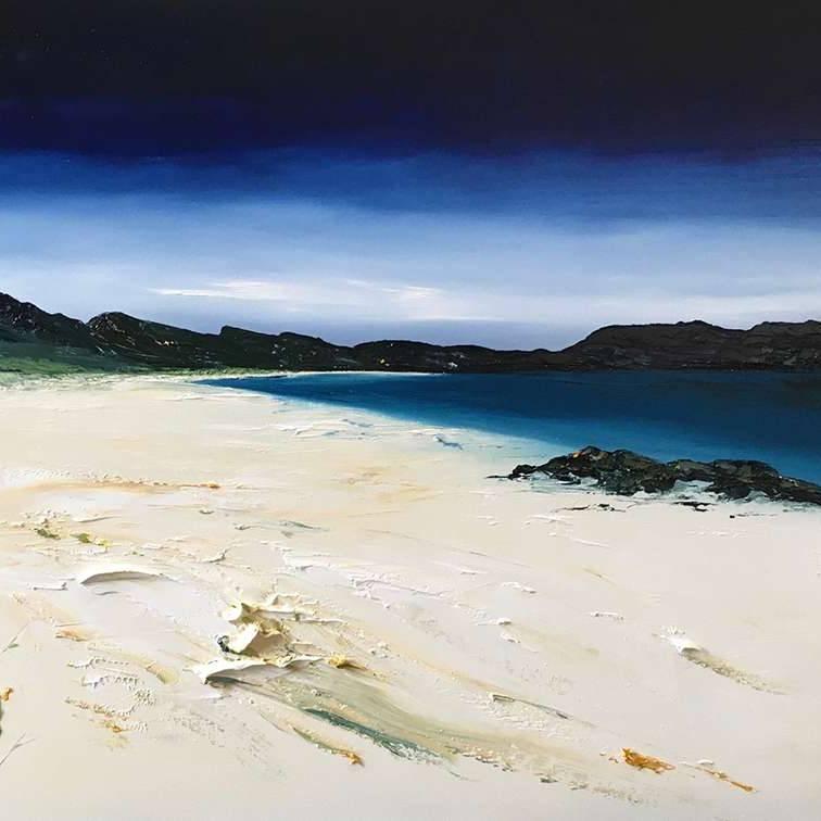 Sculpted Sands, Sanna Bay, Ardnamurchan