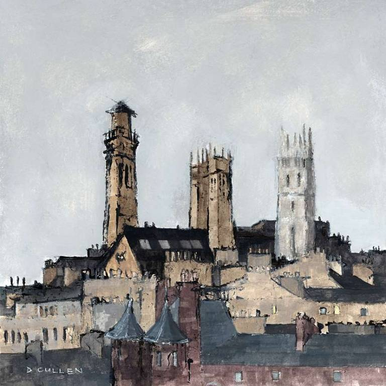 Dominic Cullen - Four Towers, Evening