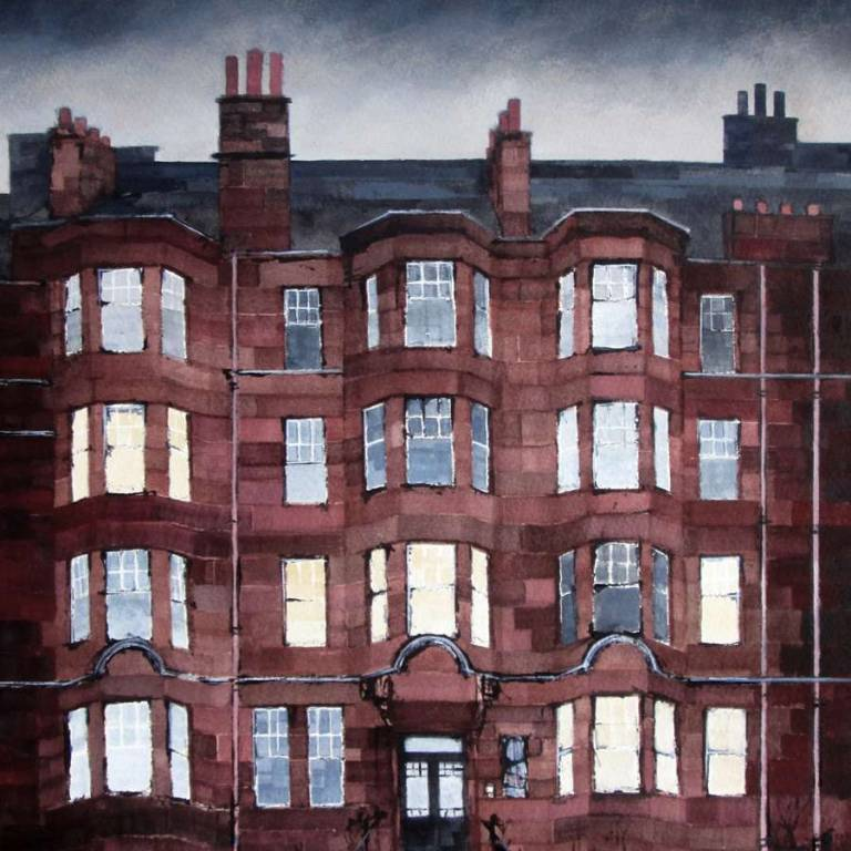 Dominic Cullen - Partickhill Night