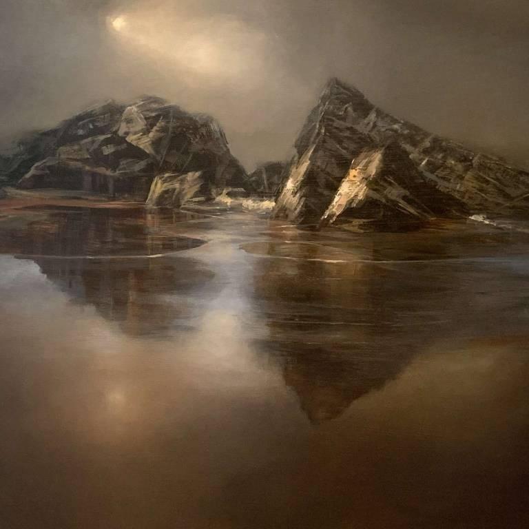 Beth Robertson Fiddes - Winter Light Durness