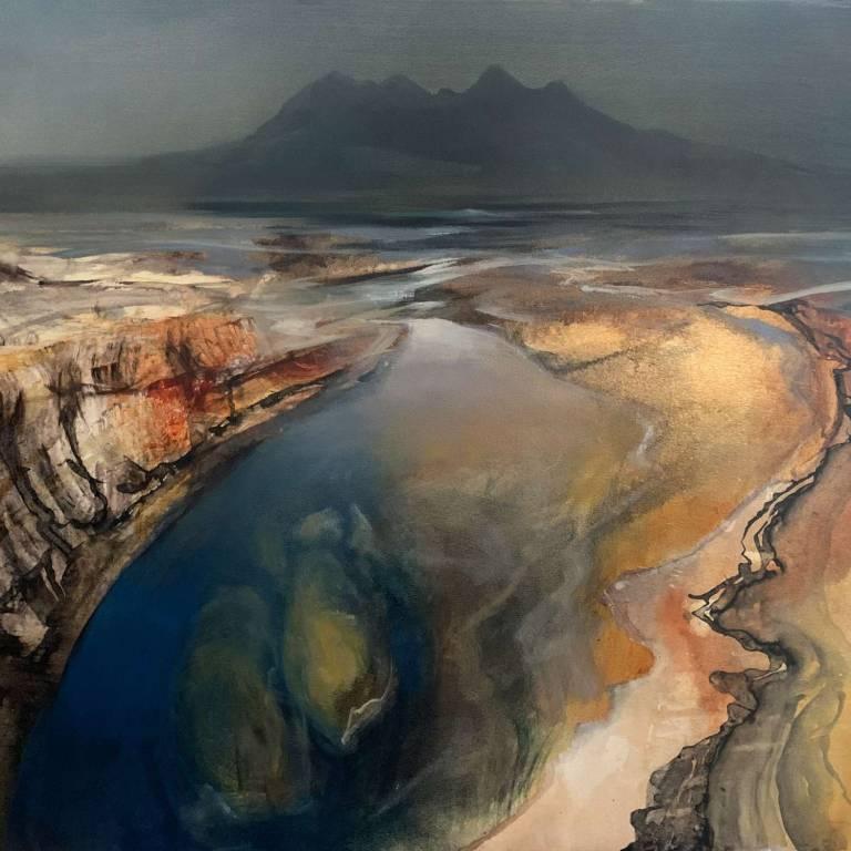 Beth Robertson Fiddes - Rock Pool Eigg
