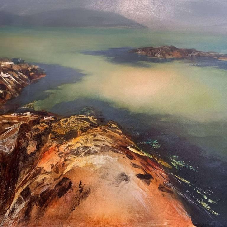 Beth Robertson Fiddes - Shallow Water Achmelvich
