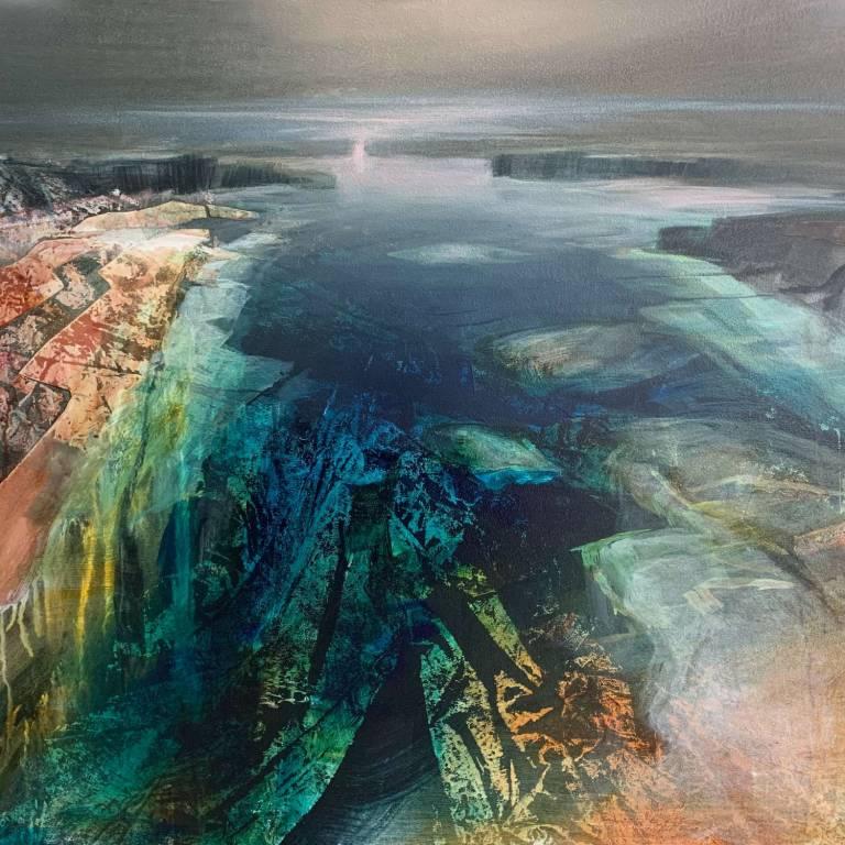 Beth Robertson Fiddes - Garvie Rock Shelves