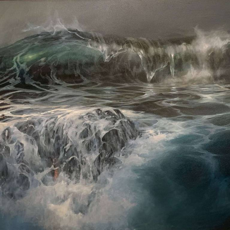Beth Robertson Fiddes - Inundation